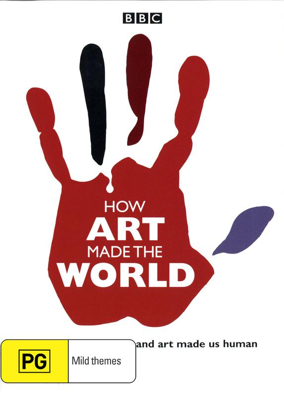 How Art Made The World (2 Disc Set) on DVD
