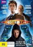 Doctor Who - The End of Time: Parts 1 & 2 - 2009 Winter Specials (2 Disc Set) DVD