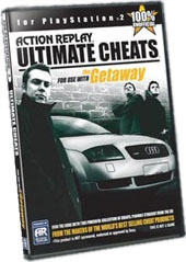 Ultimate Cheats The Getaway for PlayStation 2