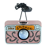 Seedling: Vintage Kaleidoscope Camera - Pink