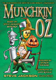 Munchkin: Oz - Card Game
