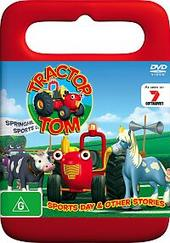 Tractor Tom: Sports Day And Other Stories on DVD