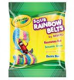 Crayola - Sour Rainbow Belts (99g)