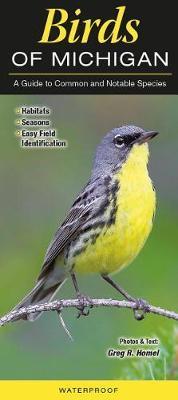 Birds of Michigan by Greg Homel image