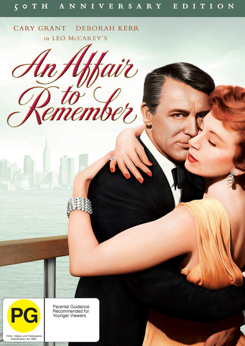 Affair To Remember, An - 50th Anniversary Edition on DVD image