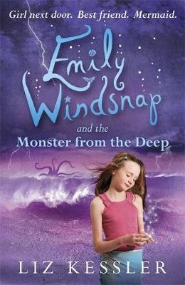 Emily Windsnap and the Monster from the Deep by Liz Kessler image