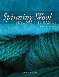 Spinning Wool by Anne Field