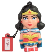 Tribe: 16GB USB Flash Drive - Wonder Woman