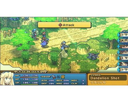 Wild Arms XF for PSP image