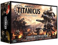 Warhammer 40,000 Adeptus Titanicus: Grand Master Edition