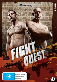 Fight Quest - Round 1 (Discovery Channel) on DVD