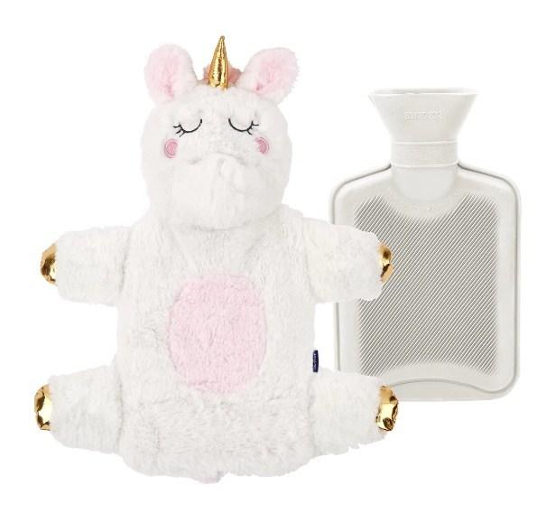 Sunnylife: Hot Water Bottle - Unicorn