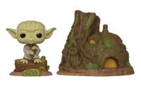 Star Wars: Empire Strikes Back - Yoda & Hut - Pop! Town image