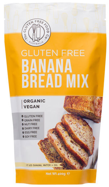 Gluten Free Banana Bread Mix (400g)