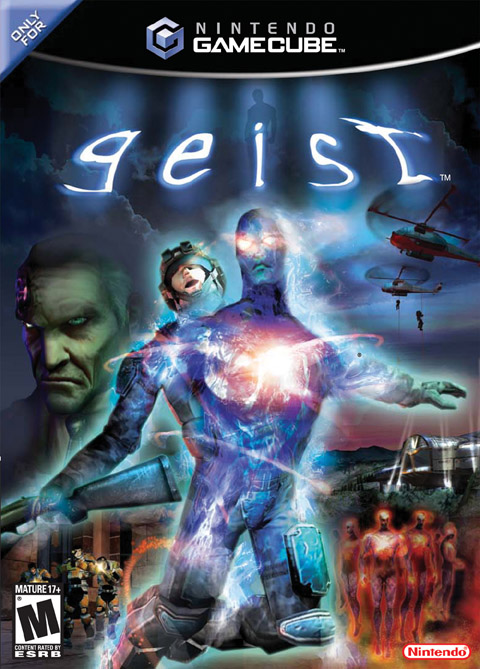 Geist for GameCube image