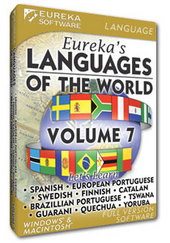 Eureka's Languages of the World Volume 7