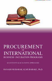 Procurement of International Incubation Programs by Hanadi Al-Mubaraki