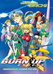 Burn Up Excess Collection (4 Disc Box Set) on DVD