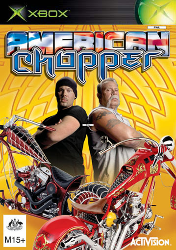 American Chopper for Xbox image