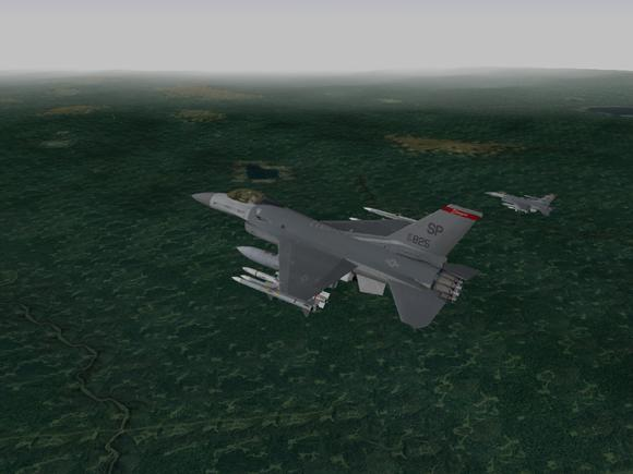 Falcon 4.0: Allied Force for PC Games image