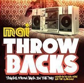 Mai FM Throwbacks (2CD) by Various