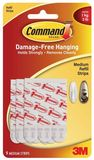 Command Medium Mounting Replacement Strips (9 Pack)