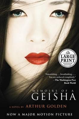 Memoirs of a Geisha by Arthur Golden image
