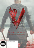 Vikings: Season 3 DVD