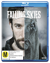Falling Skies - The Complete Fifth Season on Blu-ray