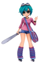 "Scott Pilgrim: Ramona Flowers - 9"" Action Figure"