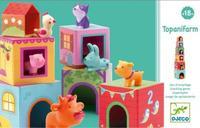Djeco: Infant Cubes - Topanifarm