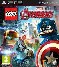 LEGO Marvel Avengers for PS3
