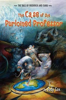 The Case of the Purloined Professor by Judy Cox image