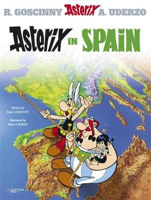 Asterix in Spain: Bk 14 by Rene Goscinny image