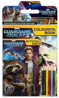 Guardians of the Galaxy Vol 2: Activity Bag (Marvel)