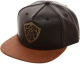 Legend of Zelda: Metal Shield - Snapback Cap