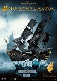 Pirates of the Caribbean: Black Pearl - 1:144 Scale Statue