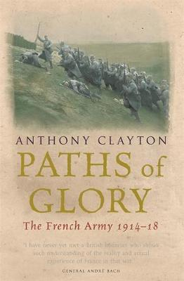 Paths of Glory by Anthony Clayton image