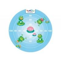 Viking Toys: Frog Game - W/Mat