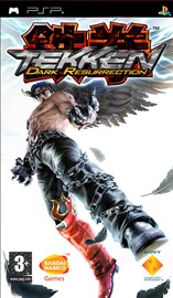 Tekken: Dark Resurrection (Essentials) for PSP image