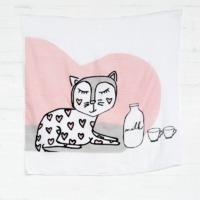 Kippins: Kitty KippinTale - Muslin Wrap