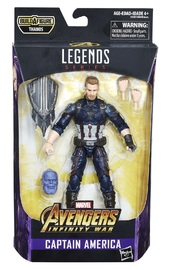 "Marvel Legends: Captain America - 6"" Action Figure"