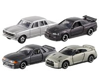 "Tomica Gift ""Glory of GT-R"" Set"
