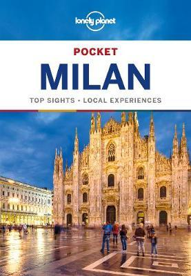 Lonely Planet Pocket Milan by Lonely Planet image