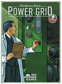 Power Grid: Recharged (2nd Edition) - Game Expansion