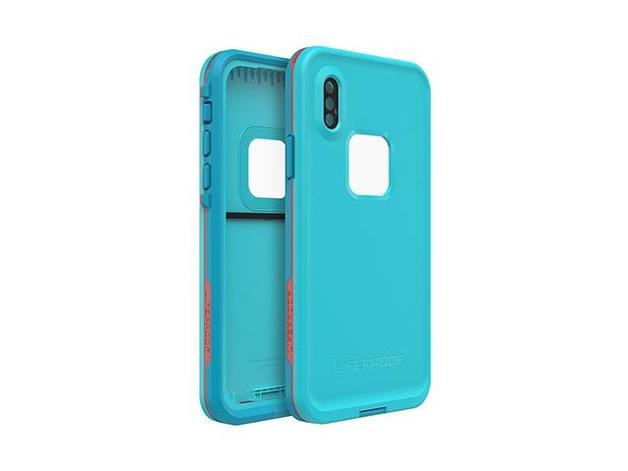 Lifeproof: Fre Case for iPhone Xs - Boosted Blue
