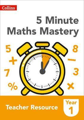 5 Minute Maths Mastery Book 1 image