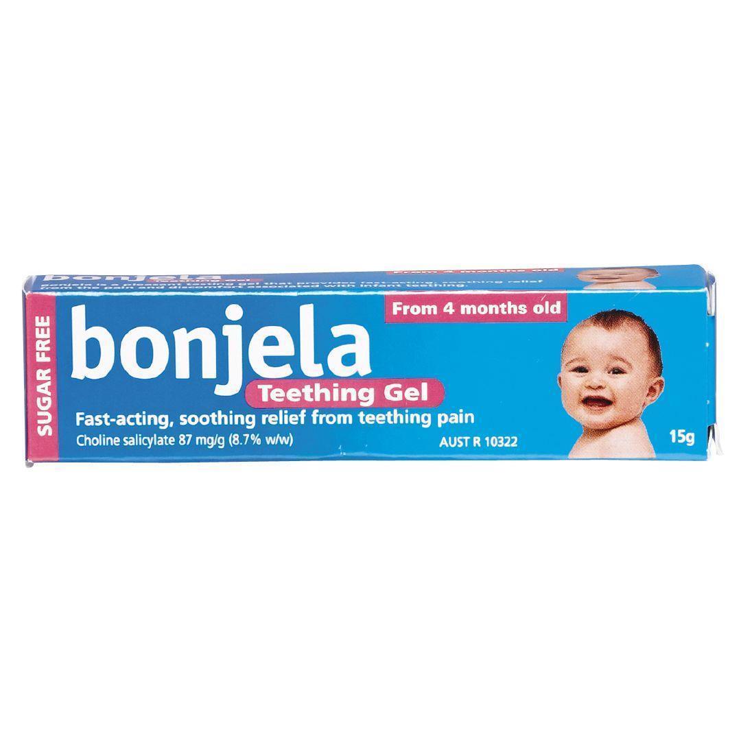 Bonjela Teething Gel 15g image