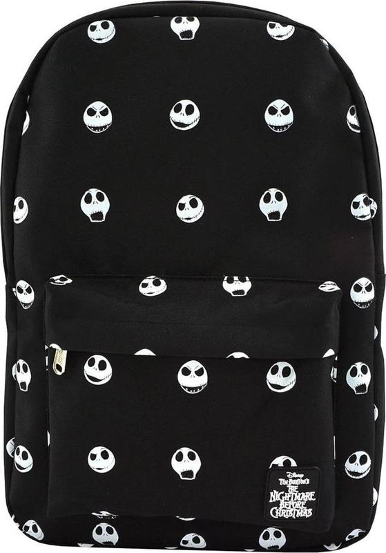 Loungefly: A Nightmare Before Christmas - Black Jack head Backpack