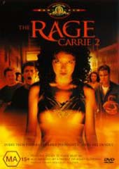 Carrie 2: The Rage on DVD